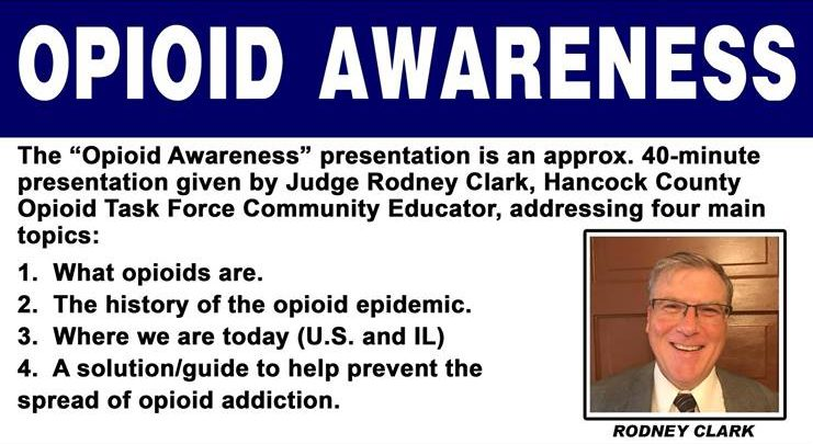 NOV Opioid awareness